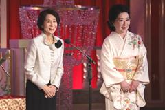 香川京子さん、山本富士子さん